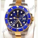 Rolex-116613LB Submariner Blue Dial Blue Ceramic Bezel Auto 18K/SS 40mm (With Box)