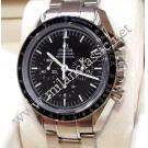 RESERVED WITH DEPOSIT - NEW-Omega-Moonwatch Professional Chrono Hand Wind S/S 42mm (With Box + Card)