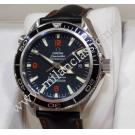 Omega Seamaster Planet Ocean Black Bezel Auto Steel/ Rubber 42mm (With Box)