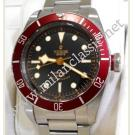Tudor 79220R Heritage Black Bay Burgundy Bezel Black Dial Auto S/Steel 41mm (With Box)