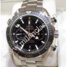 "RESERVED-Omega-Seamaster Planet Ocean 600M CO-Axial Chrono Auto S/S 45.5mm ""Ceramic Bezel"" (With Card + Box)"