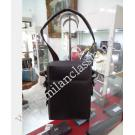 LV Monogram Glace Brown Leather Bobby Cafe Sling Bag