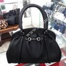 Christian Dior Black Full Laether Handbag