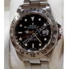 "Rolex 16570T Explorer II Black Dial Auto S/S 40mm ""F-Series"" (With Box + Paper)"