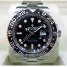 RESERVED - Rolex 116710LN GMT II Ceramic Bezel Auto S/S 40mm