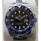 "SOLD - NEW - ROLEX 116710BLNR GMT II Blue Black Ceramic Bezel Auto S/S 40mm ""Random Serial"" (With Box + Car)"