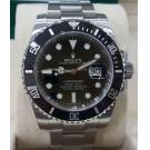 "NEW - ROLEX 116610LN Submariner Ceramic Bezel Auto S/S 40mm ""Random Serial"" (With Box + Card)"