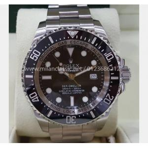 "Rolex 116660 Sea Dweller Deepsea S/S Auto 44mm ""G-Series"" (With Box + Card )"