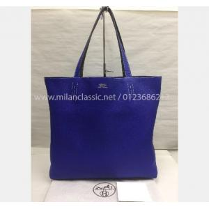 "NEW - Hermes Double Sens 36cm Reversible Tote Clemence ""R"""