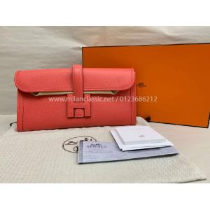 SOLD - NEW - HERMES Pochette Jige Elan 29 Veau in Epsom Leather