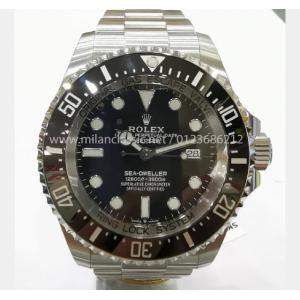 "SOLD - NEW - ROLEX 126660 Sea-Dweller Deepsea Black Dial S/S Auto 44mm ""Random-Series"""